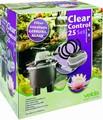 Velda Clear Control 25 drukfilterset